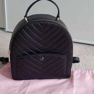 Kate spade chevron Amelia backpack